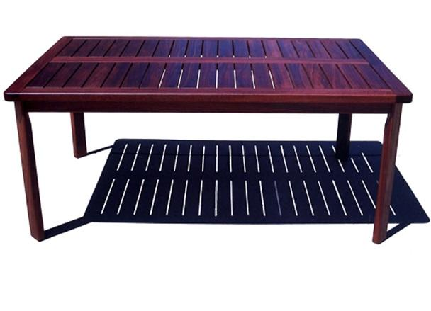 Sheldon Eucla HS Jarrah Solid Timber Outdoor Dining Table