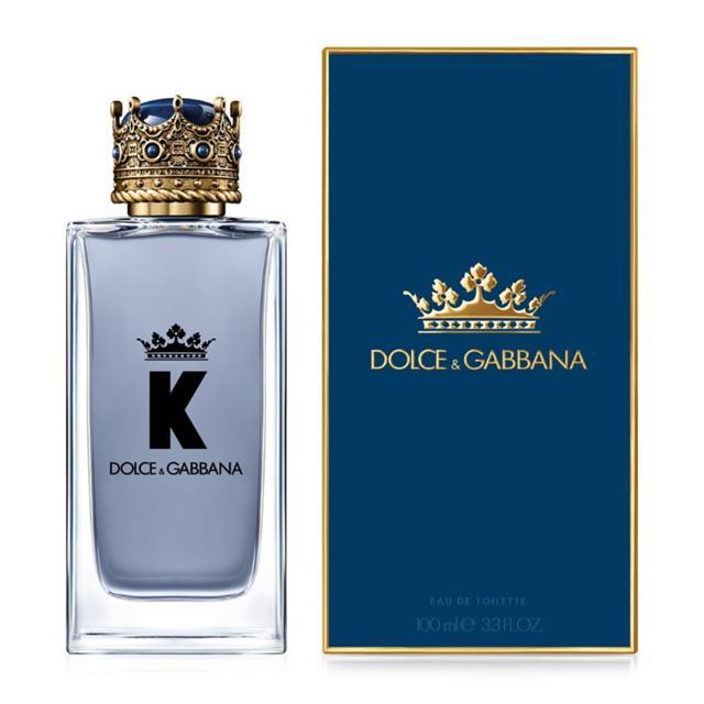 D&g K Edt For Men (100ml) Dolce & Gabbana Eau De Toilette Blue [brand New 100% Authentic Perfume/fragrance].