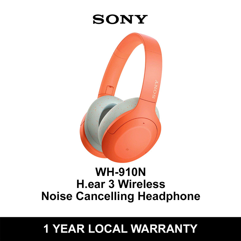 WH-H910N Sony H.ear on 3 Wireless Noise Cancelling Headphone Singapore