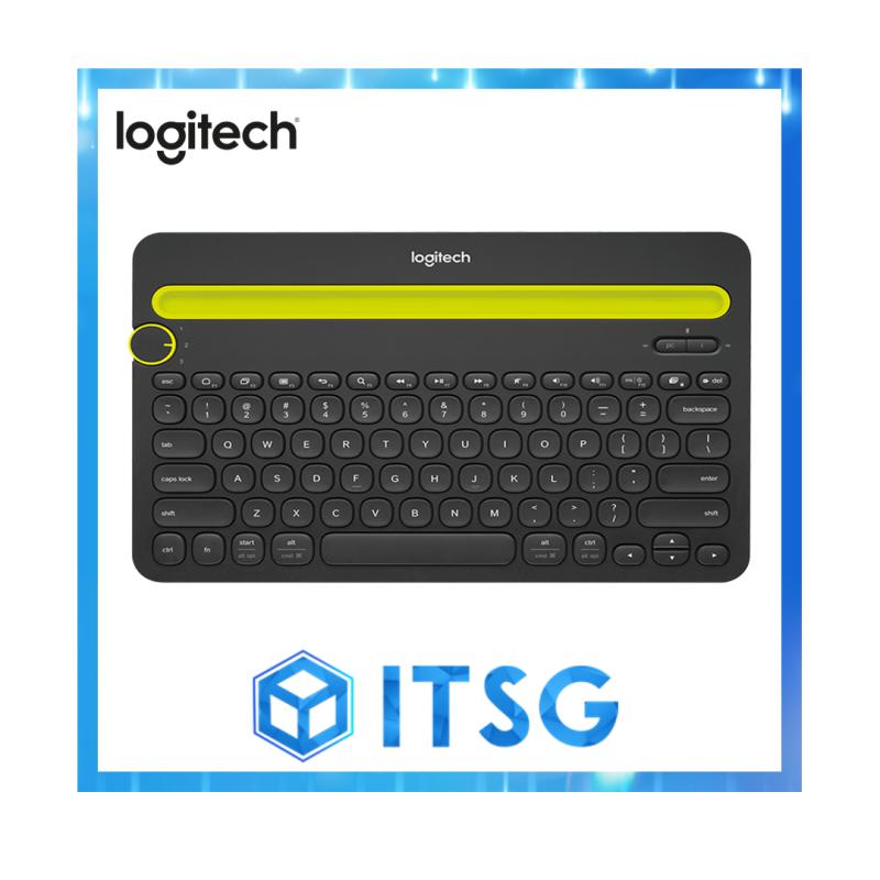 Logitech K480 Bluetooth Multi-Device Keyboard (Local 1 Yr Warranty) Singapore