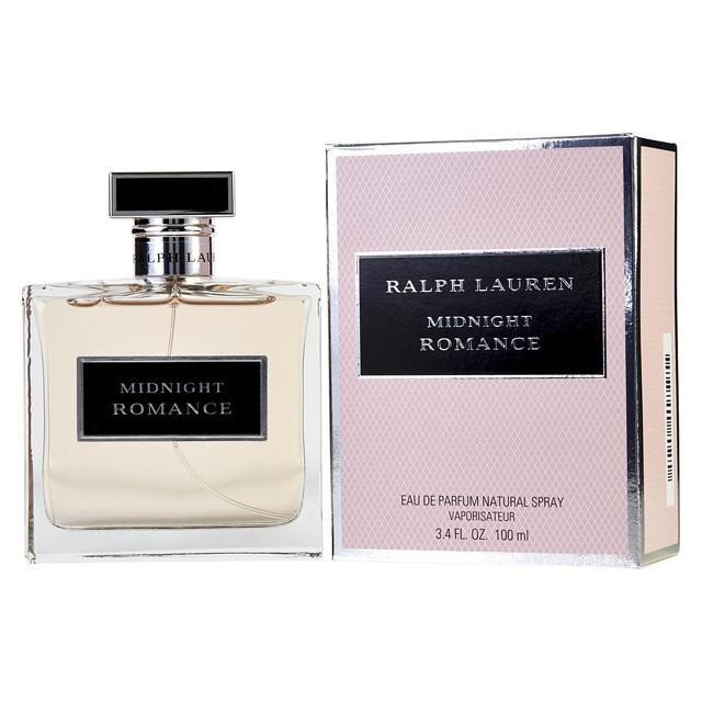 6637e64de91 Ralph Lauren Midnight Romance EDP for Women (100ml) Eau de Parfum Spray Pink