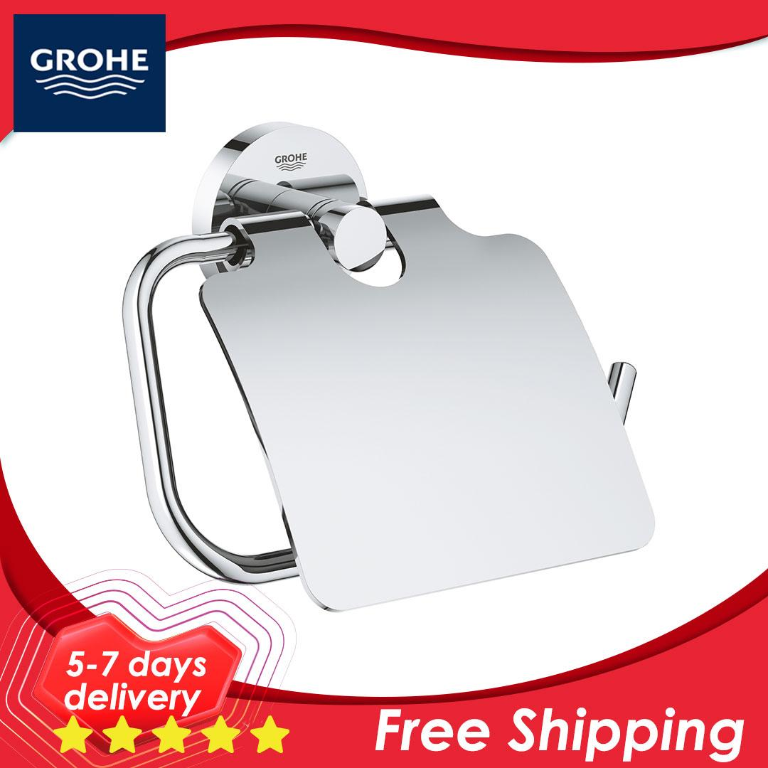 Grohe 40367001 Essentials Toilet paper holder