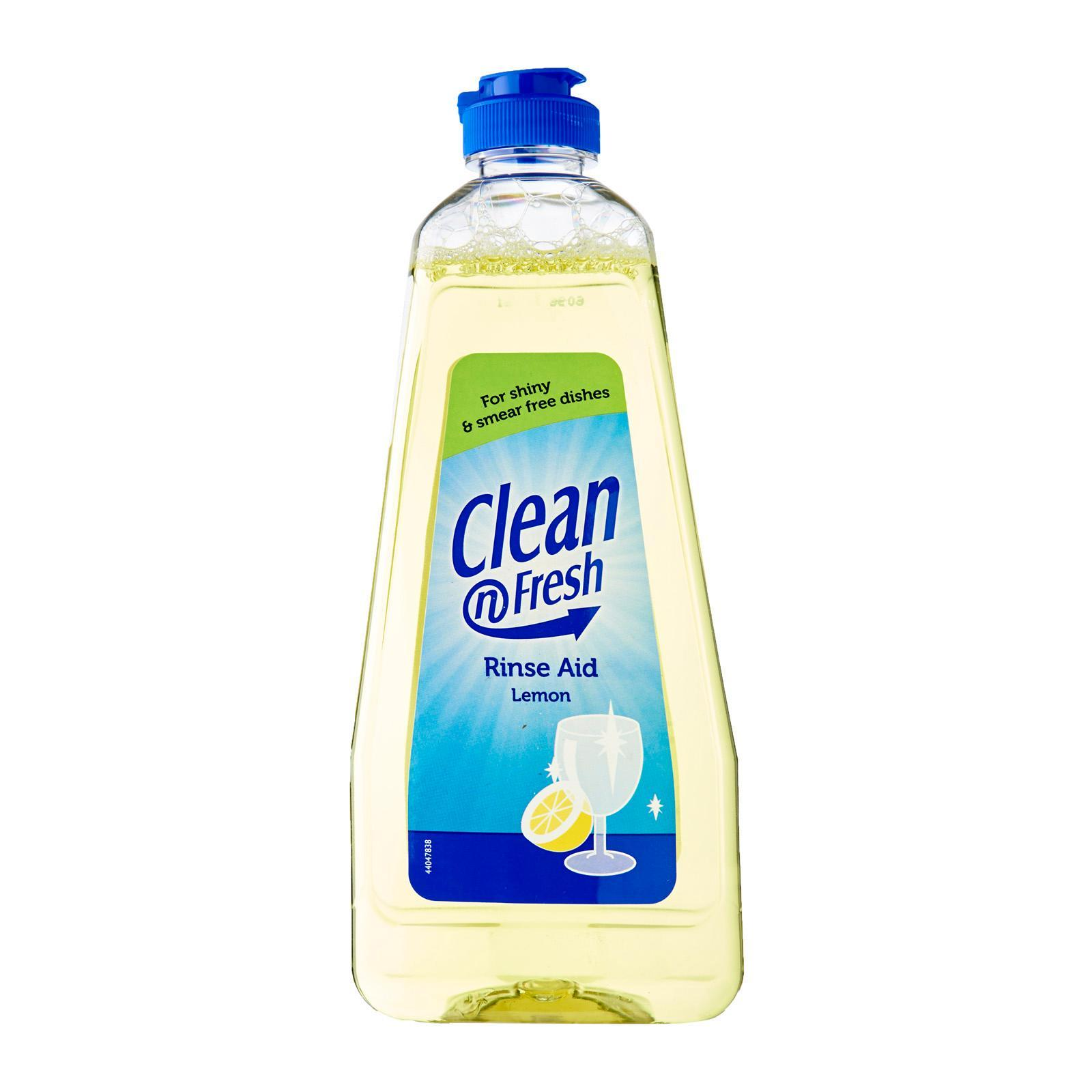 Clean 'N Fresh Lemon Rinse Aid