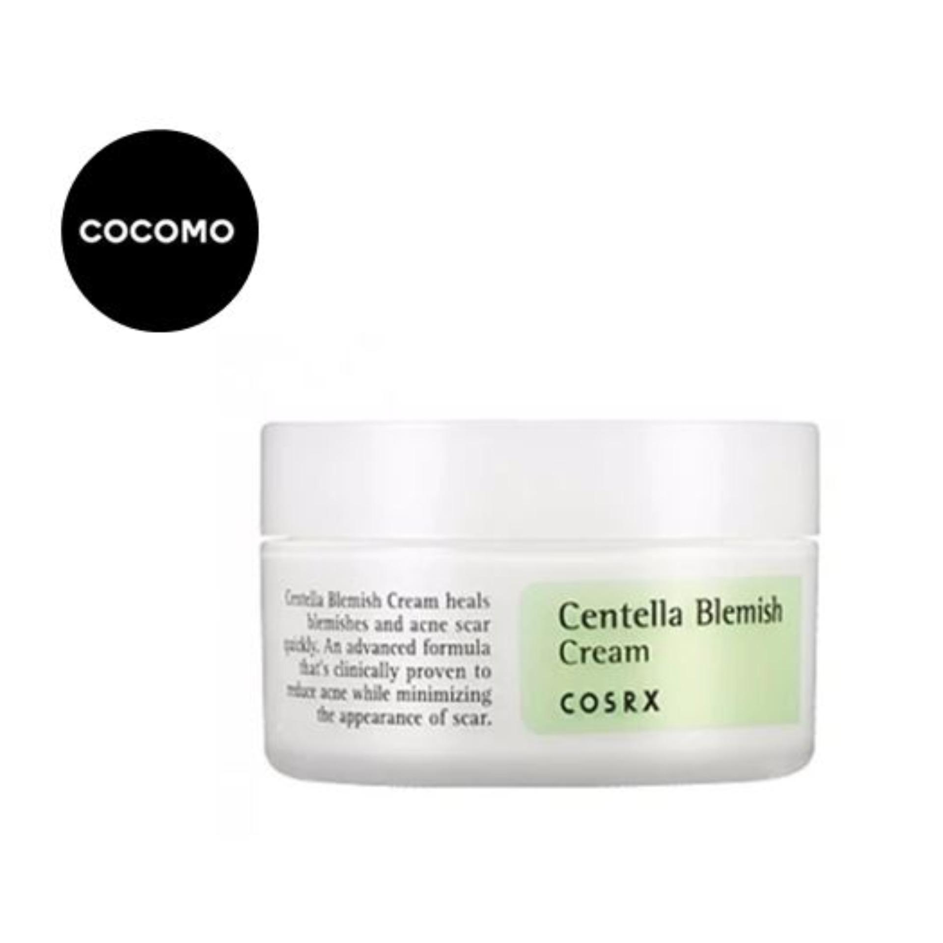 (cosrx) Centella Blemish Cream - Cocomo By Cocomo.