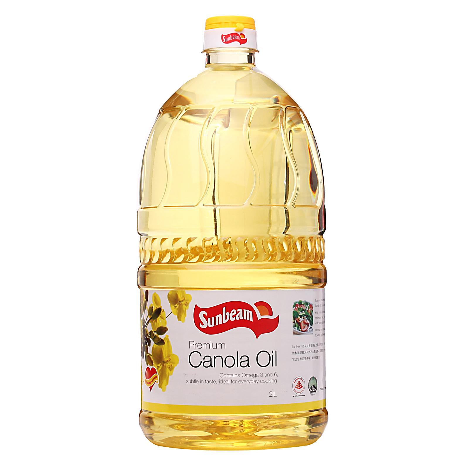 Sunbeam Premium Canola Oil