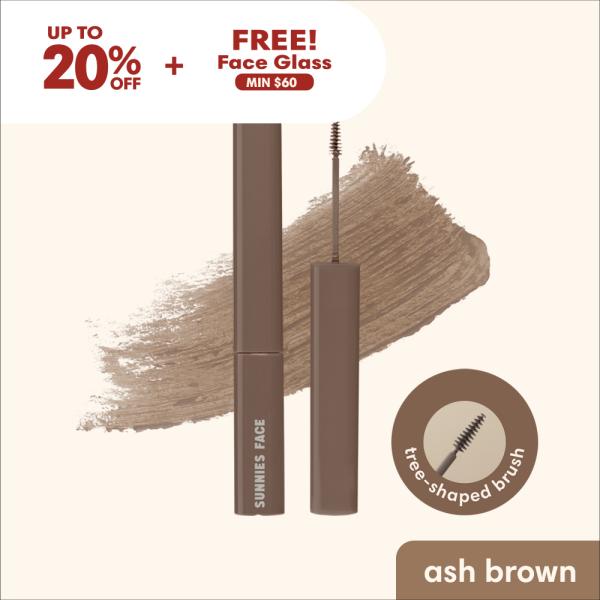 Buy Sunnies Face Lifebrow Grooming Gel [Grooming Eyebrow Gel] Singapore