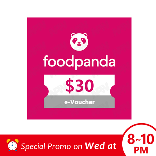 Special Promo Price [foodpanda] $30 Voucher/sgd30 Off/promo Code/e-Voucher/gift Card/gift Voucher ~food Delivery ~food Discount~ Food Promotion $30 Off Your Meals~.