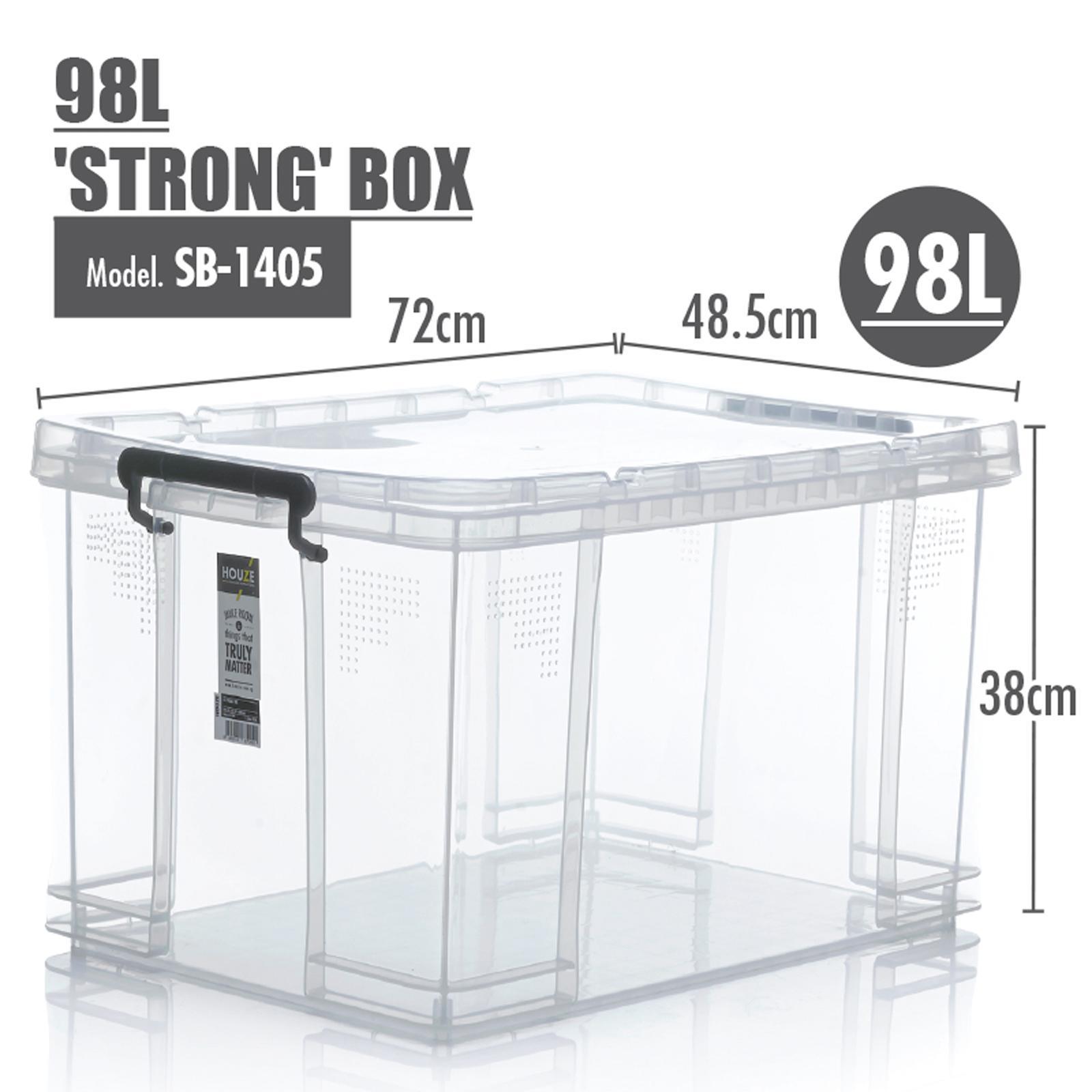 HOUZE 98L 'Strong' Box