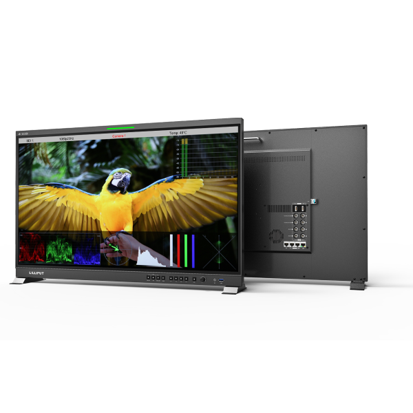 LILLIPUT Q31-31.5 inch 12G-SDI professional broadcast production studio monitor
