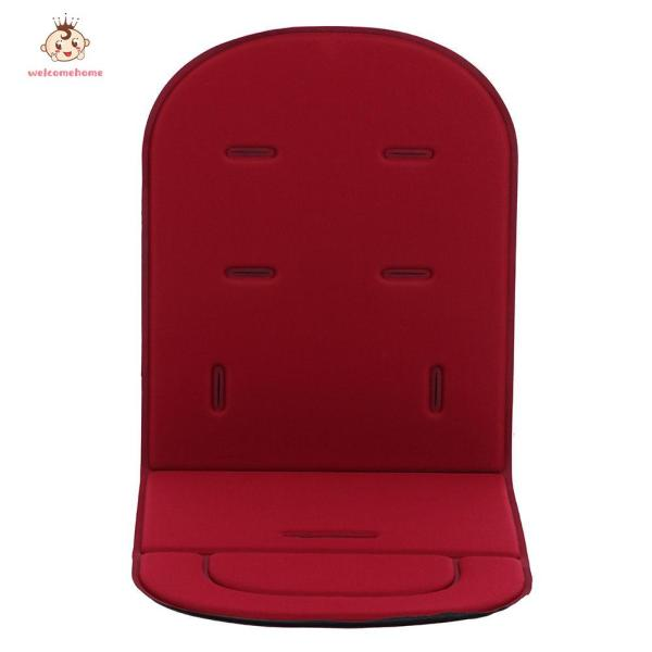 【welcomehome】Four Seasons Stroller Pad Car Safety Seat (Wine Red) Singapore