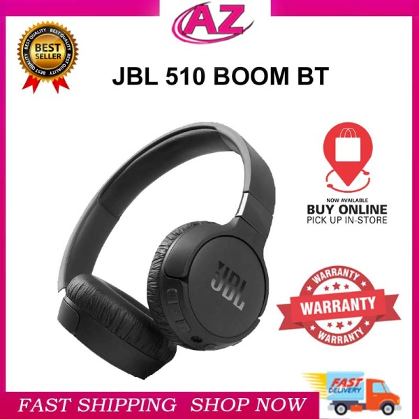 JBL 510 BOOM BT   BRAND NEW SET   WARRANTY Singapore