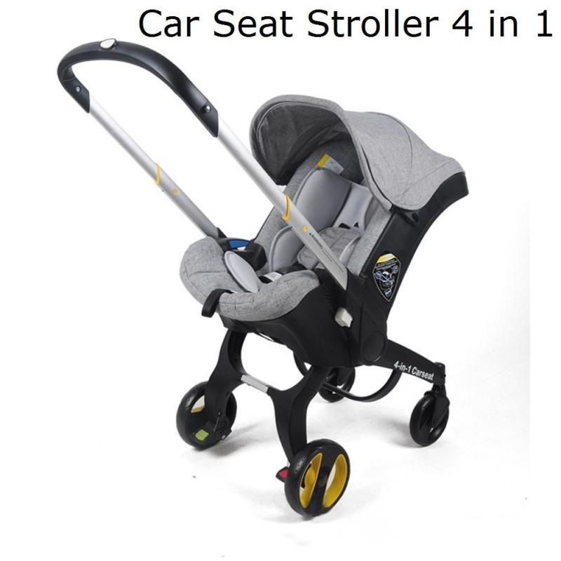 Lightweight Compact Baby Car Seat Stroller 4 in 1 Transformable Travel System Singapore