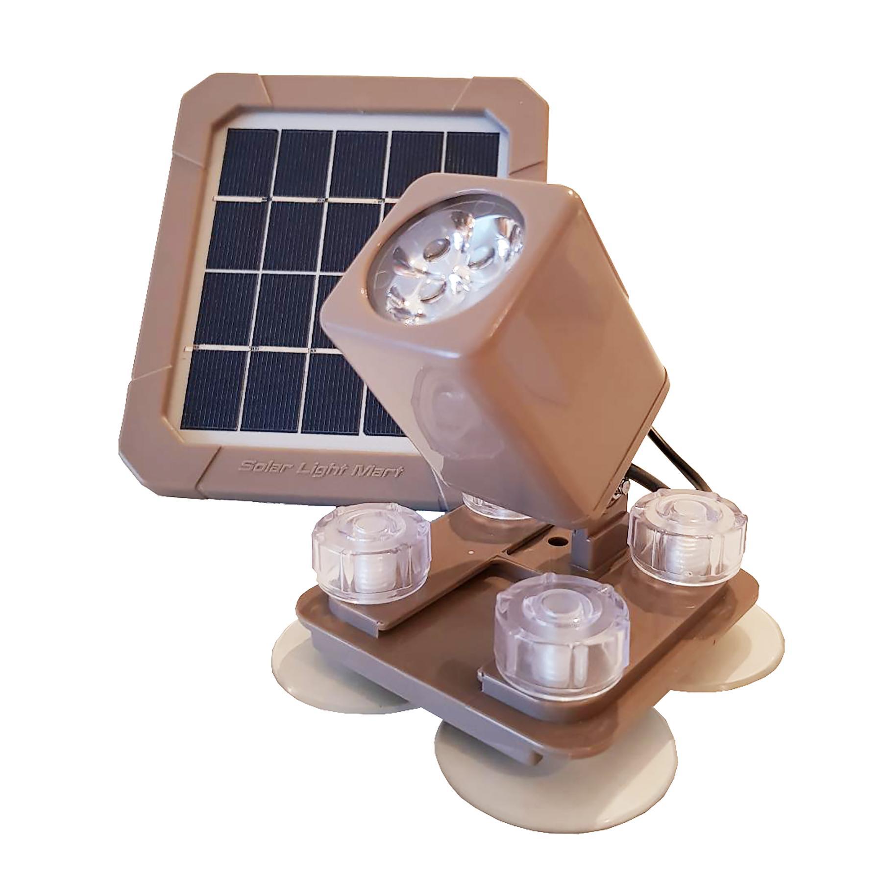AquaHEX 60X Solar Underwater Spotlight