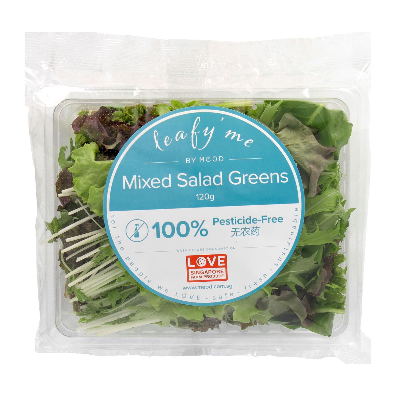 Leafy'Me Mixed Salad Greens