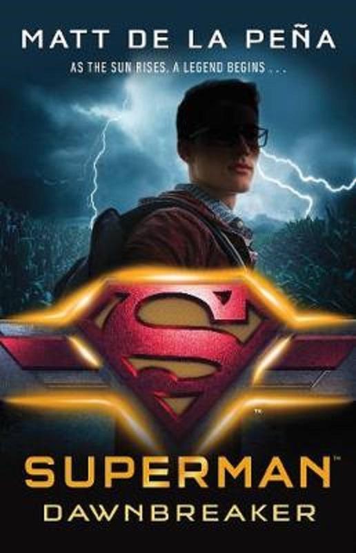 Superman by Matt De La Pena