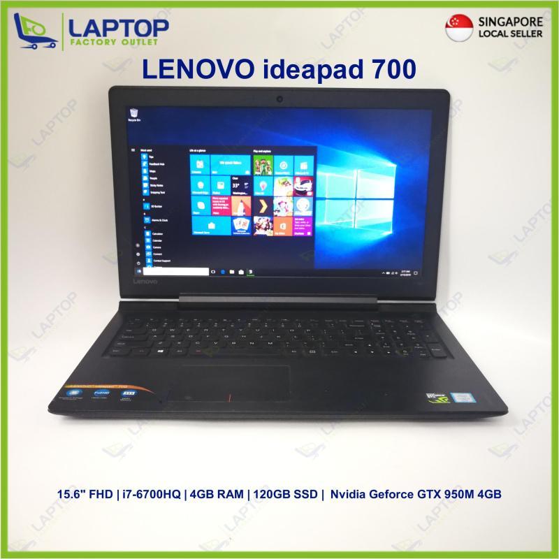 LENOVO ideapad 700 (i7-6/4GB/120GB) [Premium Preowned] Refurbished