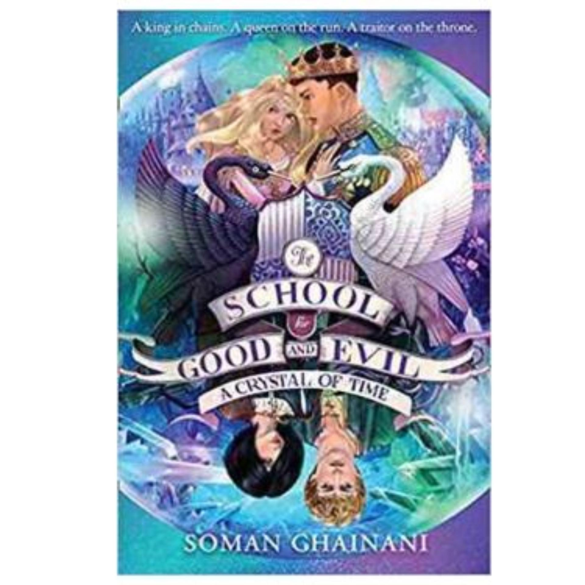 The School for Good and Evil eBook series