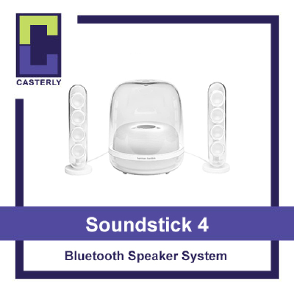 [Brand New] Harman Kardon SoundSticks 4 Bluetooth Speaker System Singapore