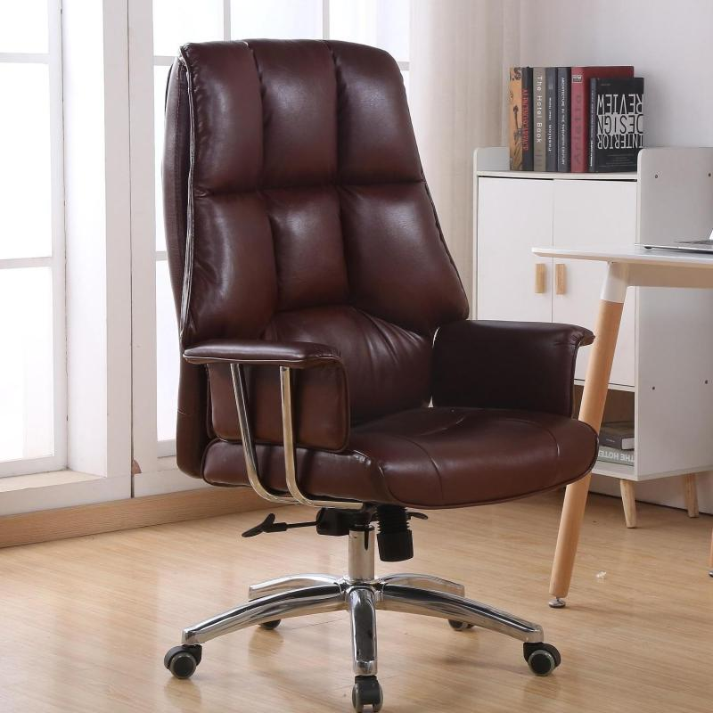 Heavy Duty / High Back Recline Boss Chair - BC03 - Specially for Big size user Singapore