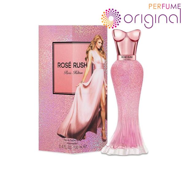 Buy [Original] [Perfume Original] Paris Hilton Rose Rush EDP Lady 100ml Perfume For Women Singapore