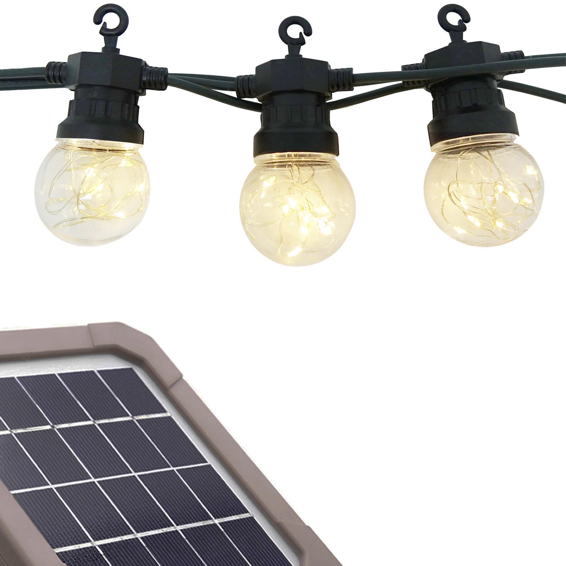 Philippe Vintage Solar Light Bulb - 10 bulbs