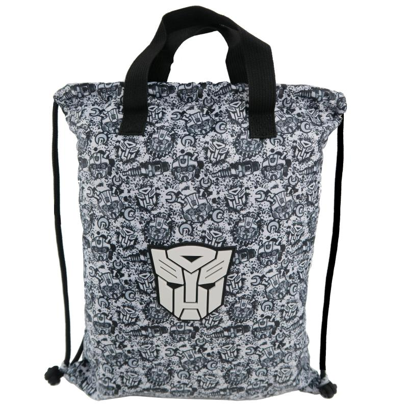 Drawstring Bag with Handle - Bumblebee (Transformers 6)