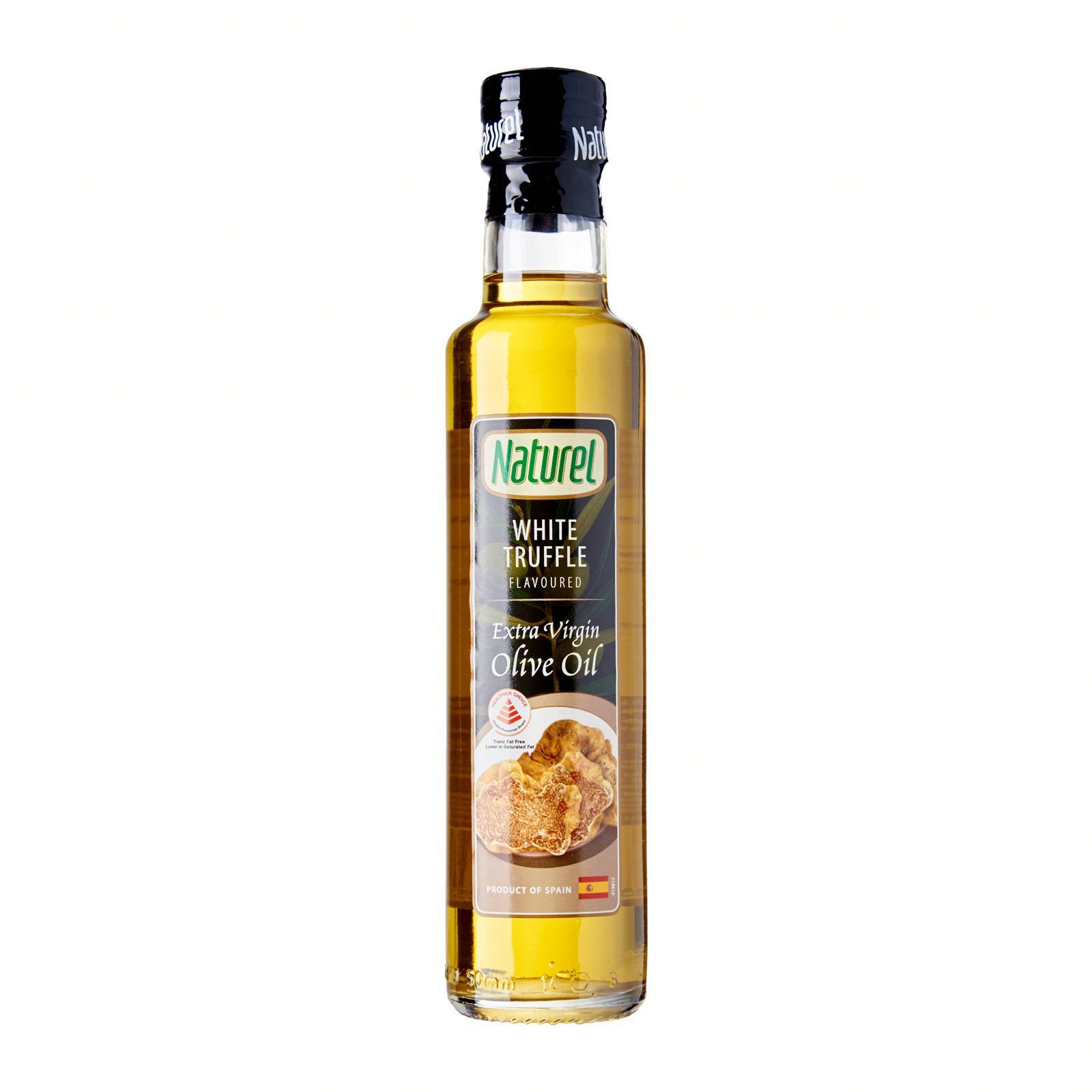 Naturel Extra Virgin Olive Oil - White Truffle Flavoured