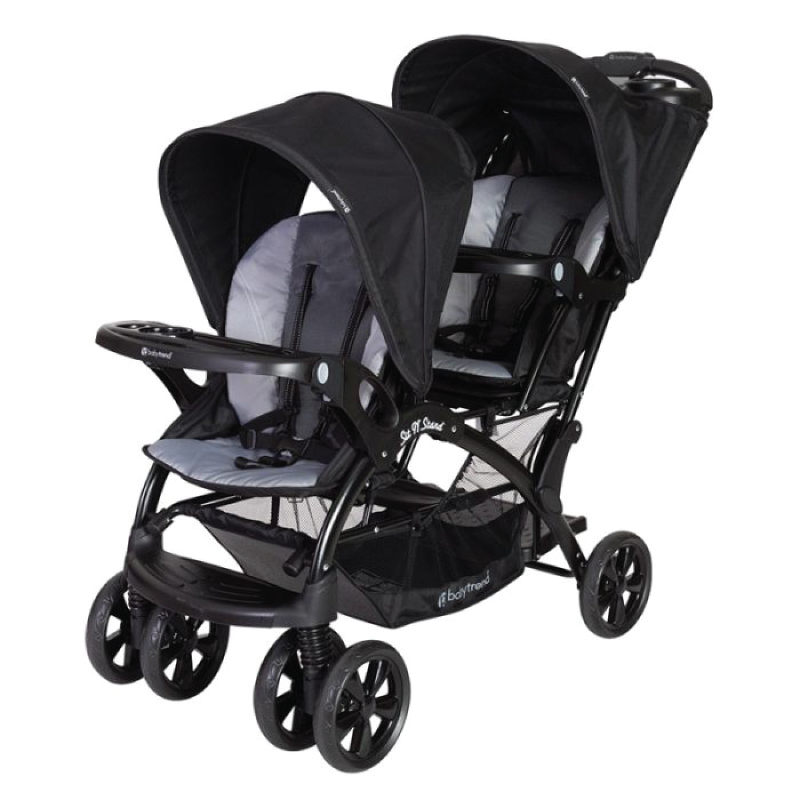 [Jarrons & Co.] BabyTrend Sit N Stand® Double Stroller: MOONSTRUCK Singapore