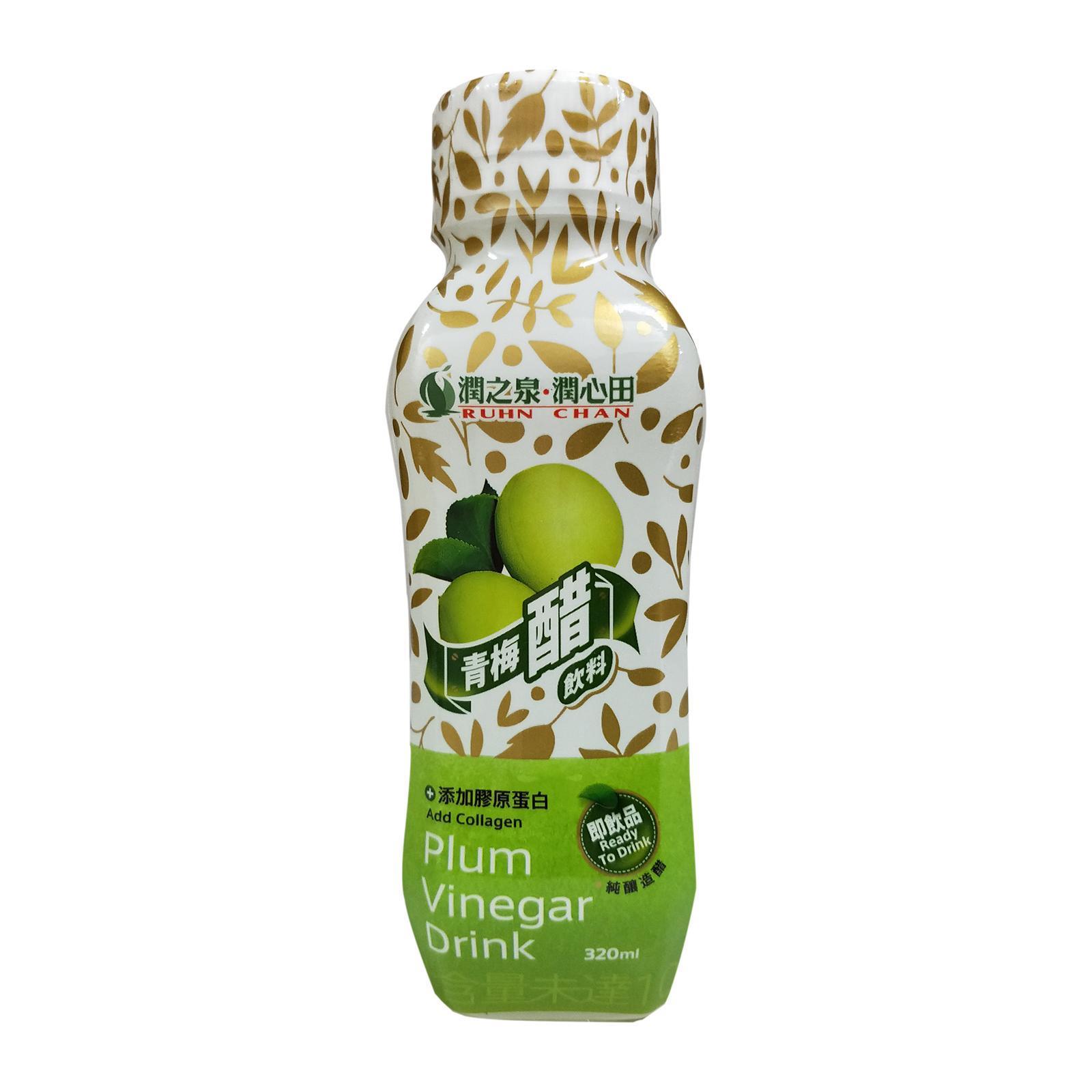 Ruhn Chan Plum Vinegar Drink