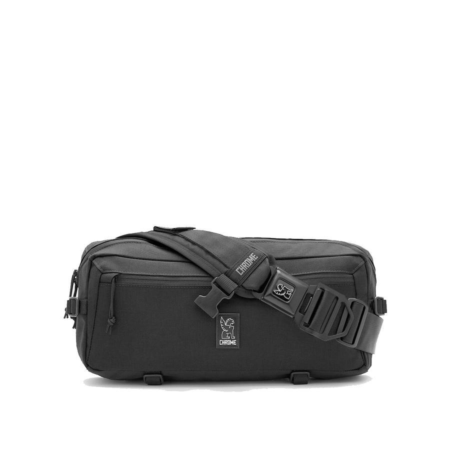 Chrome Industries Kadet Nylon Messenger Bag All Black