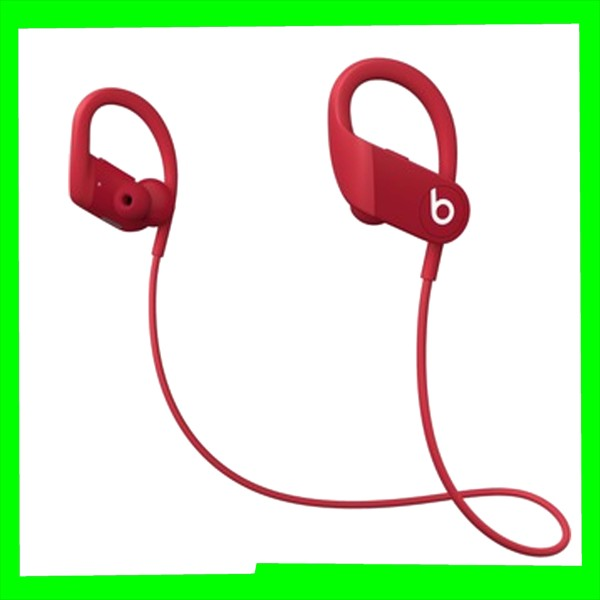 Apple POWERBEATS HIGH-PERFORMANCE WIRELESS EARPHONES - RED Singapore