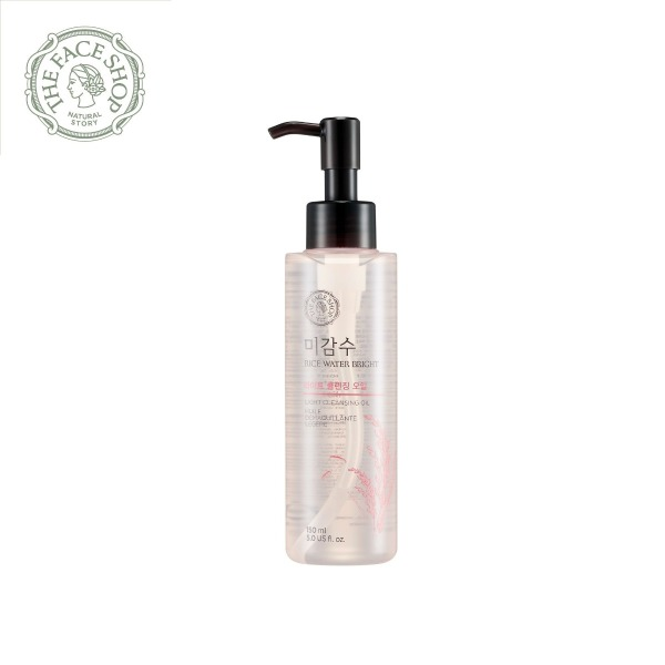 Buy THEFACESHOP Rice Water Bright Light Cleansing Oil Singapore