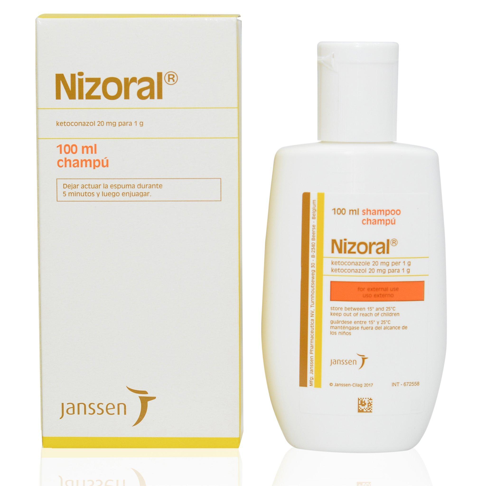 Nizoral Shampoo 100ml By The Dental Pharm.