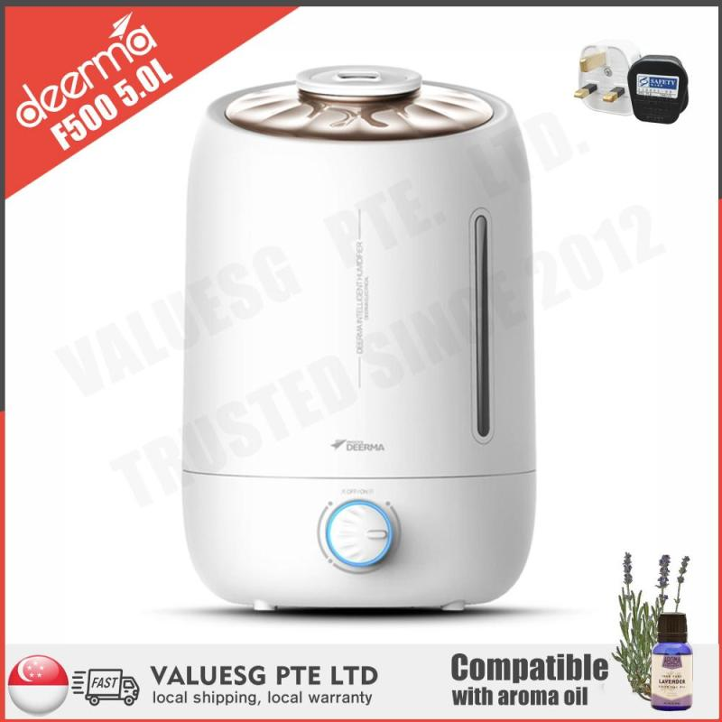 Lifepro HU380 3L Humidifier With Aroma Function/ Singapore Safety Mark Plug/ English Manual/ Up to 6 Months Warranty Singapore
