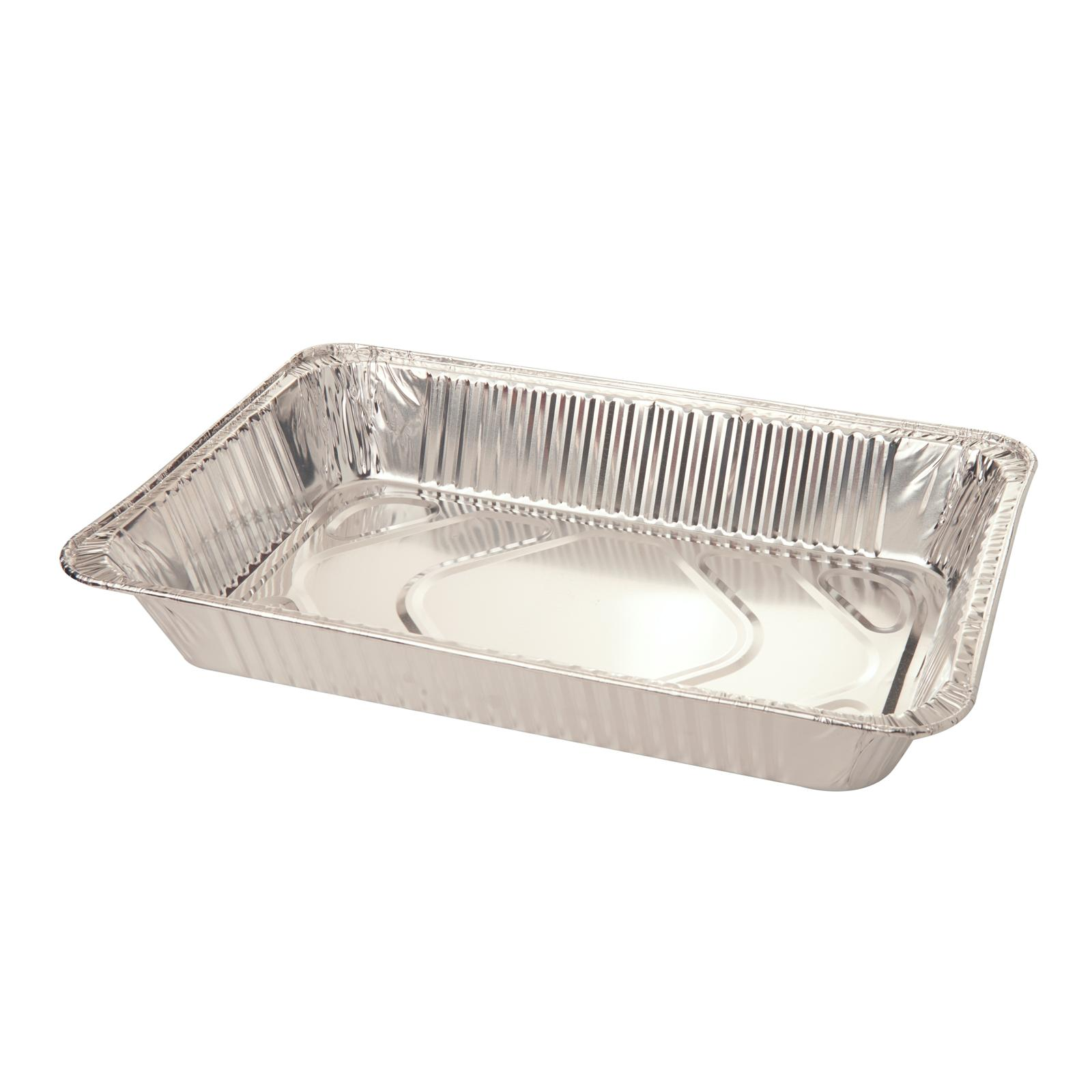 Mr Bel Disposable Large Aluminium Foil Tray