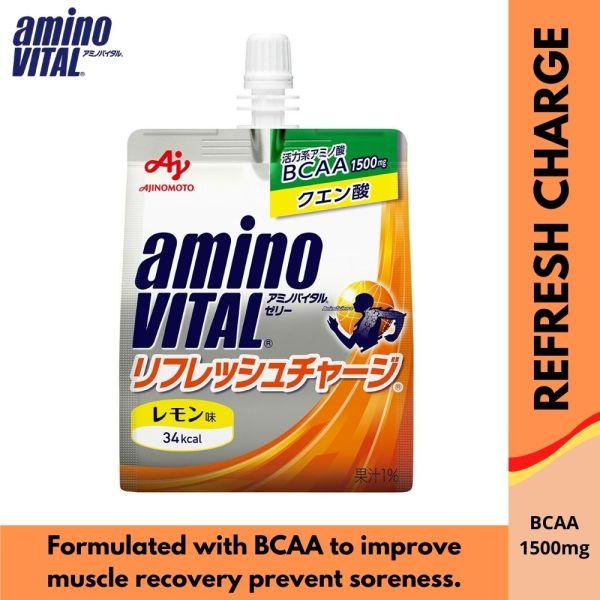 Buy Ajinomoto aminoVITALRefresh Charge (6 Pouches) Singapore