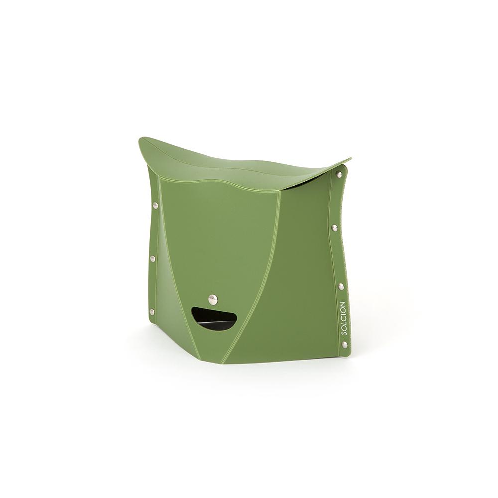 Solcion Patatto 250 - portable compact stool (Olive)