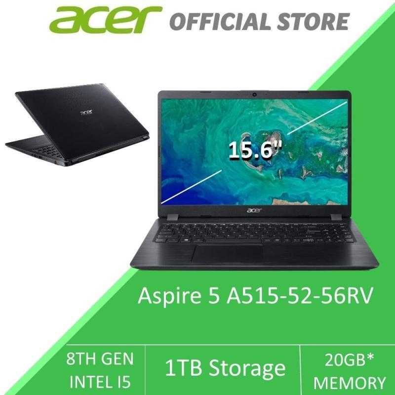 Acer Aspire 5 A515-52-56RV 15.6-Inch Narrow Bezel INTEL i5 with Intel Optane Memory Laptop