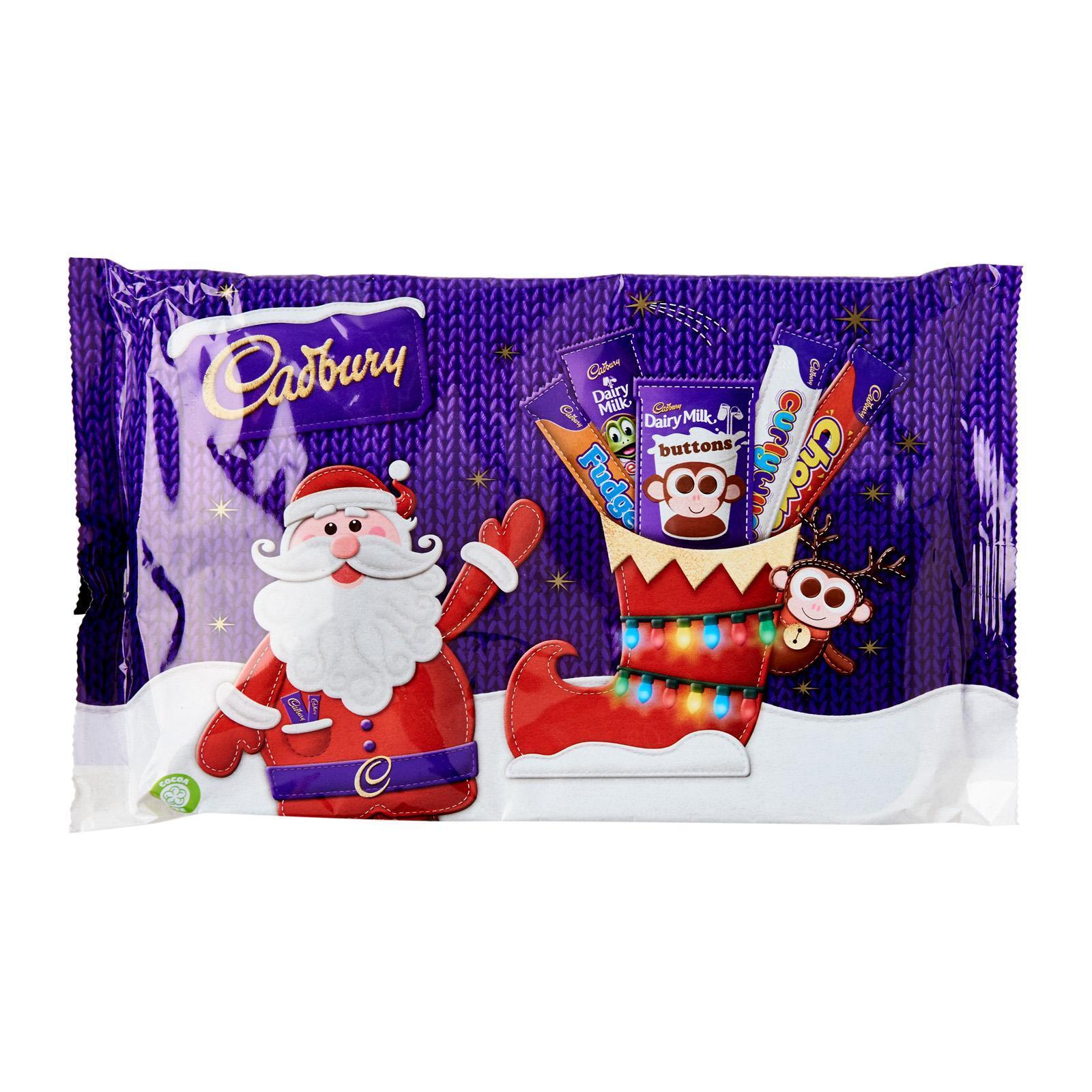 Cadbury Small Selection Chocolate Pack - Christmas Special