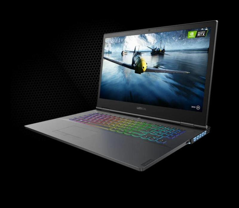 [Pre Order] Lenovo Gaming Legion Y740  15 I7  RTX 2060 Iron Grey ( 81HE002NSB) [Shipped by 30 March]
