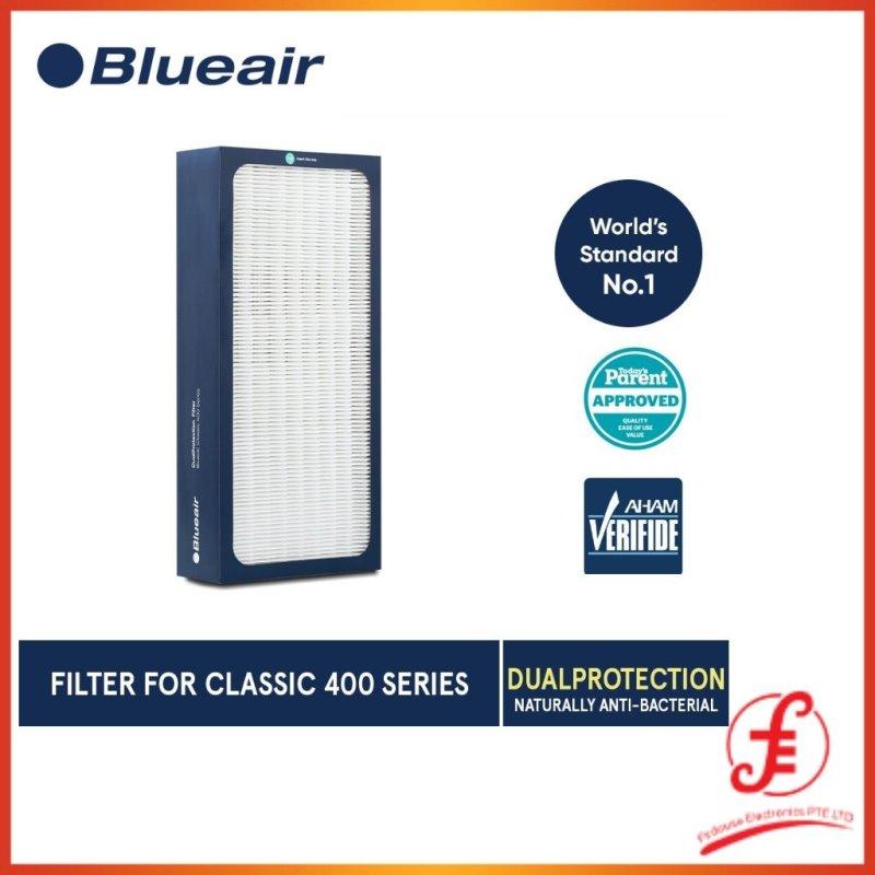 Blueair Classic 400 Series DualProtection Filter ORIGINAL GENUINE AUTHENTIC (400) Singapore
