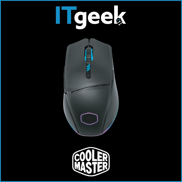 Cooler Master MM831 Wireless RGB Gaming Mouse