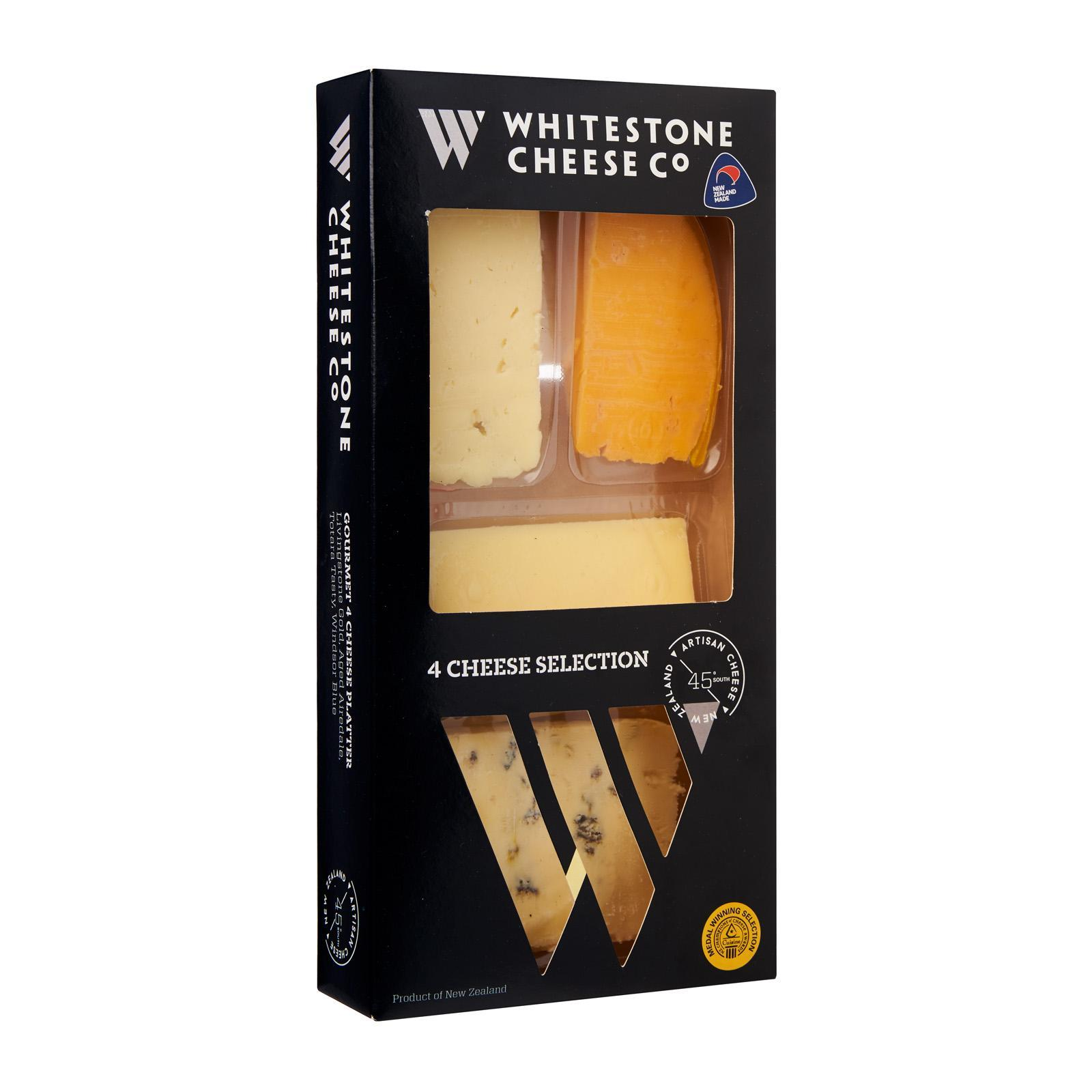 WhiteStone Cheese Platter - The Cellar Door