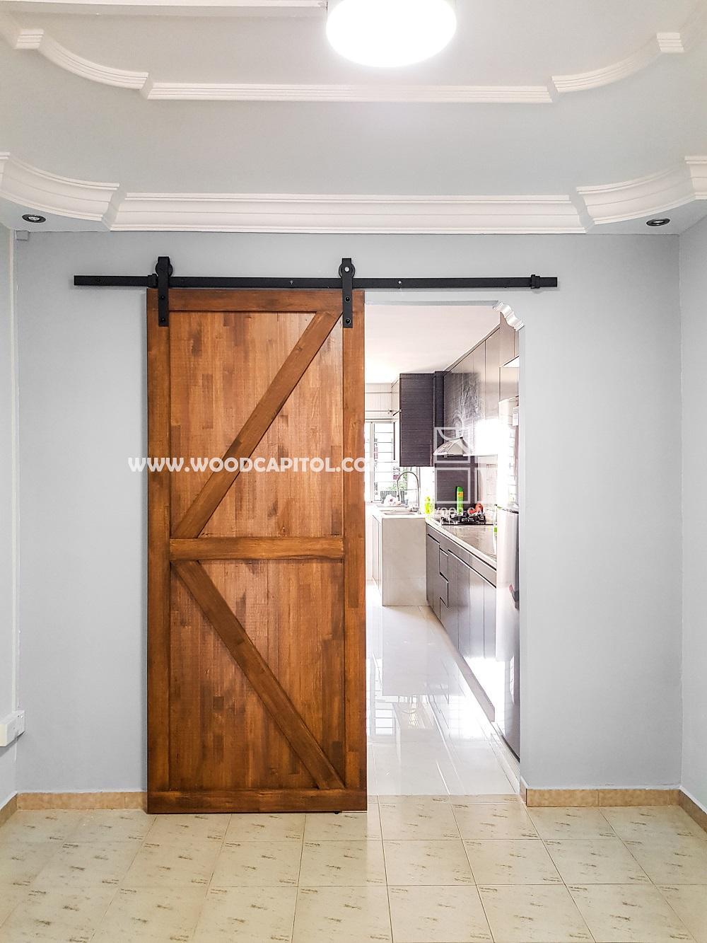 Wood Capitol HDB Door Supplier