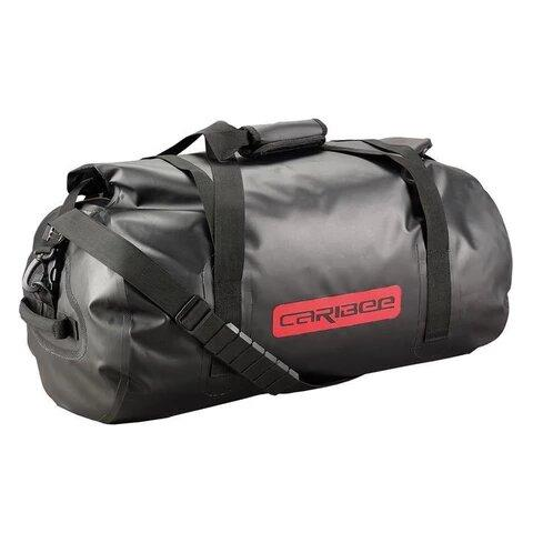 CARIBEE Expedition 50L Waterproof Duffel Bag - Black