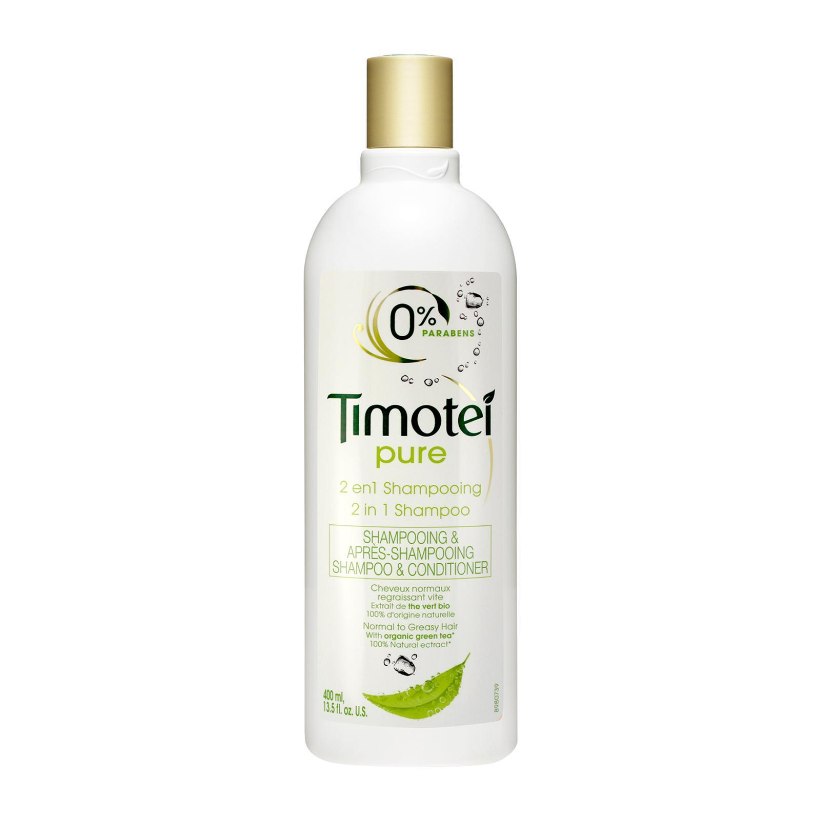 Timotei Pure 2 In 1 Shampoo