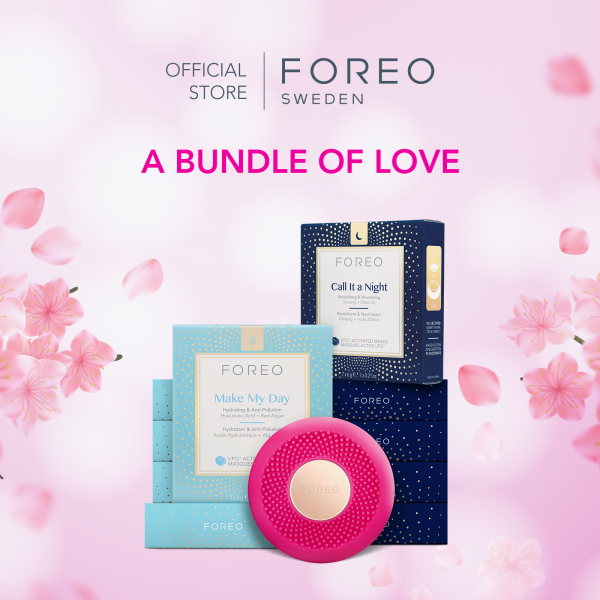 Buy [Mothers Day Exclusive] FOREO A Bundle of Love: UFO mini LED Light Mask Device Singapore