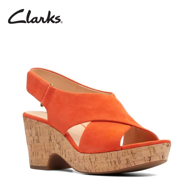 0054e5f7f11 Latest Clarks Wedge Sandals Products | Enjoy Huge Discounts | Lazada SG