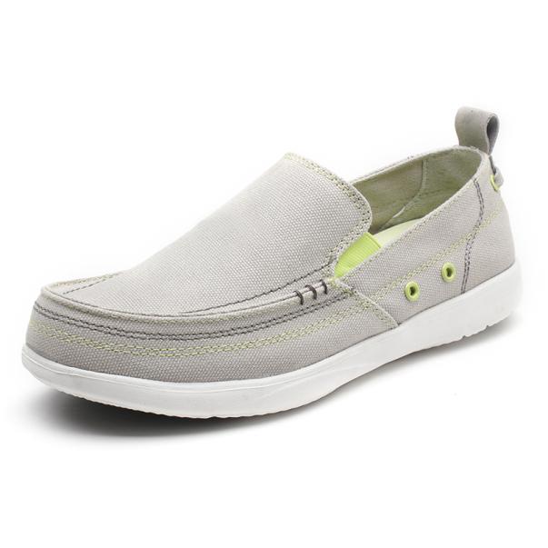 Corss Giầy Nam Giày Vải Bố Giày Slip On Lười Giày Lười Một Giày Lười Nam Giày Cổ Thấp Giày Nhẹ Tiện Lợi E М CROCS giá rẻ