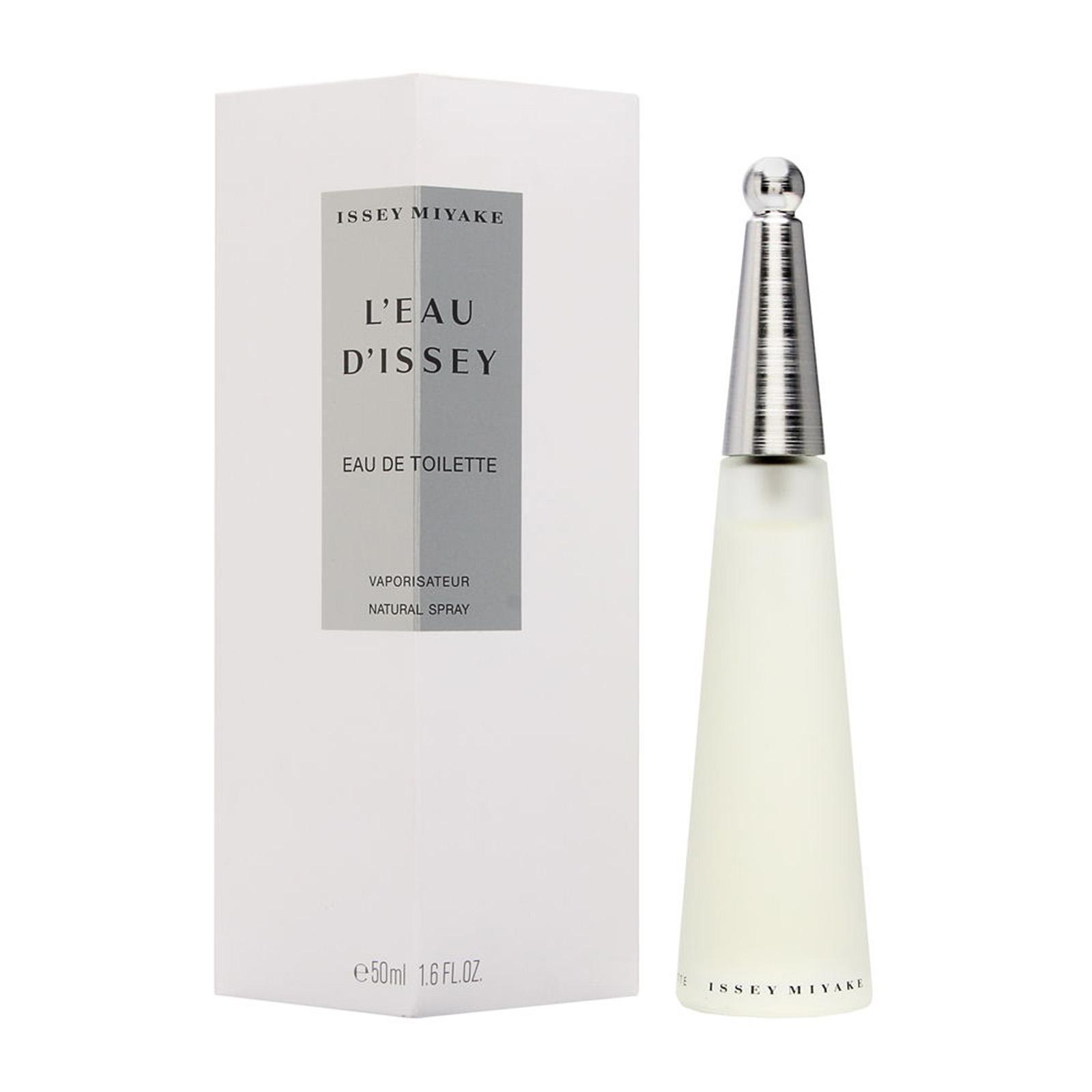 Issey Miyake L'Eau D'Issey For Women Eau De Toilette Perfme Fragrance Spray - By BEAULUXLAB